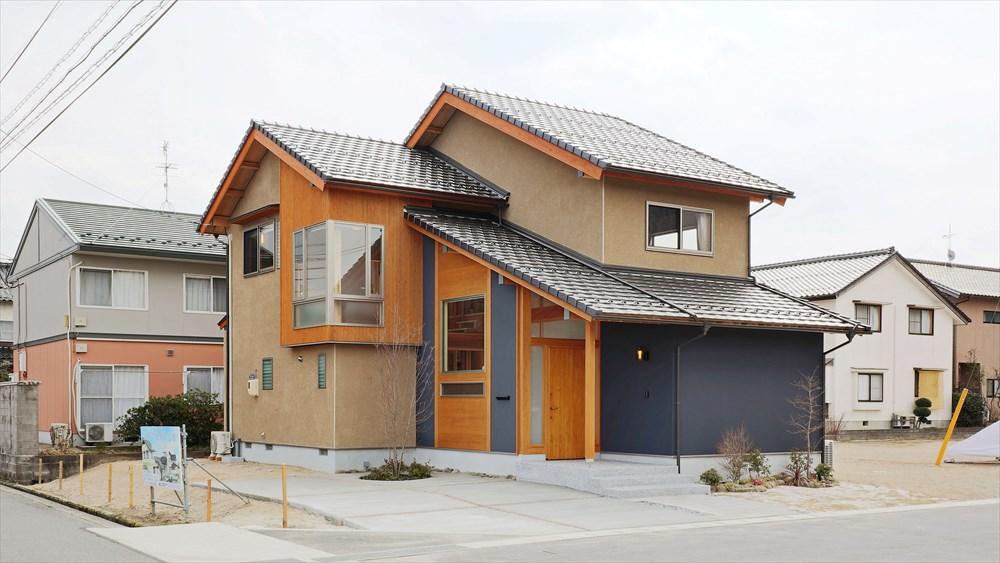 定期借地に建つ円建創の建売住宅