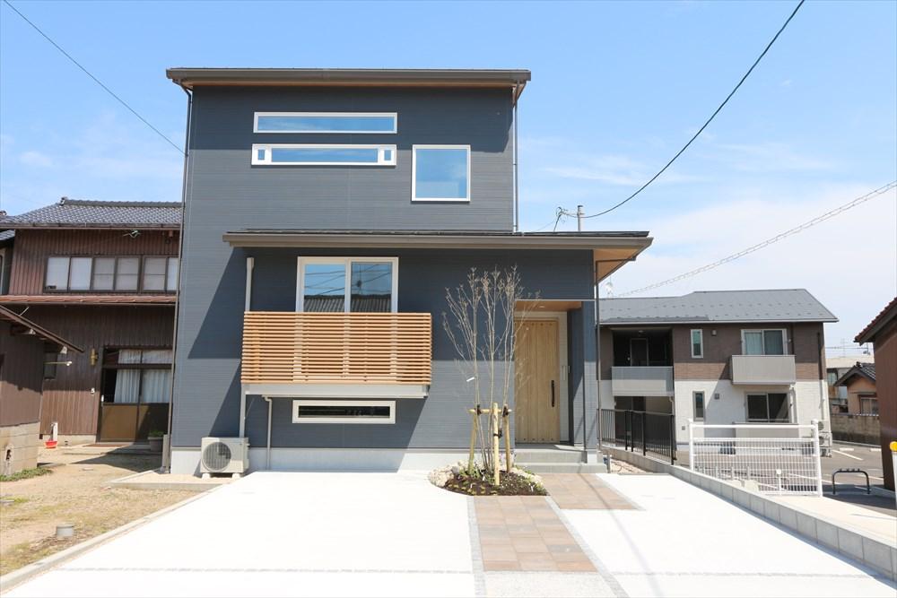 コロナ渦に対応した新基準ハウス