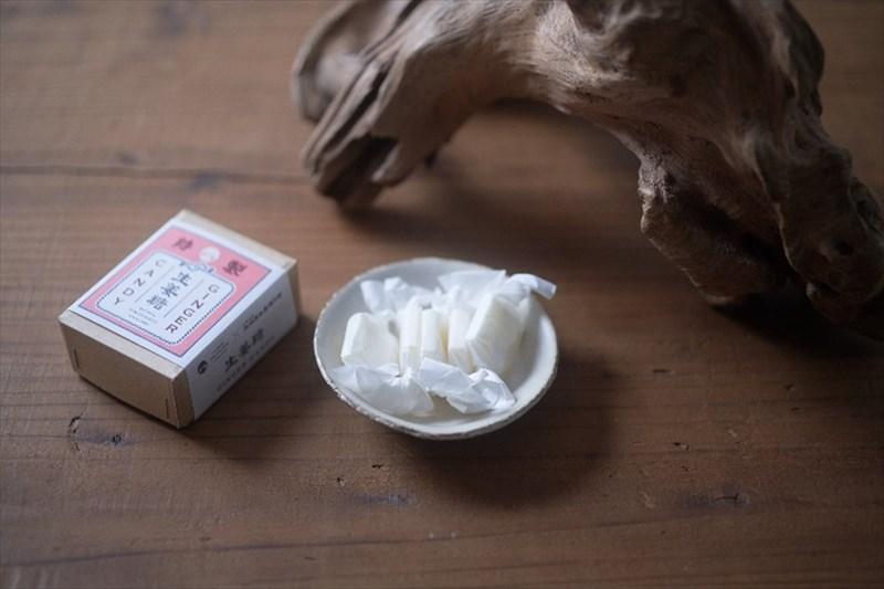 オリジナルパッケージを施した「來間屋生姜糖本舗」の生姜糖