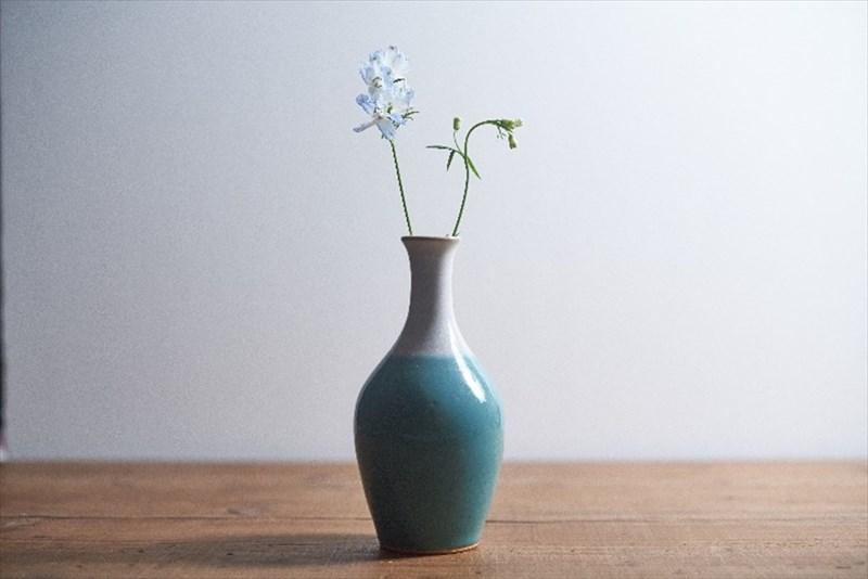 全国的に人気の民藝窯「因州・中井窯」の花器